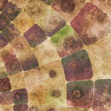 Free Abstract Square Background Stock Photo - 18973290