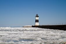 Free Lighthouse Royalty Free Stock Photography - 18973307