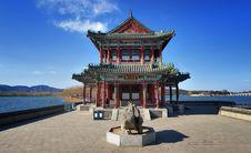Free China Beijing Summer Palace  Pavilion Stock Photos - 18974163
