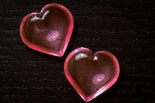 Free Transparent Hearts Royalty Free Stock Photos - 18974358