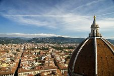 Free Florence From The Bell Tower Stock Image - 18974761