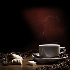 Free Coffee Royalty Free Stock Images - 18974809
