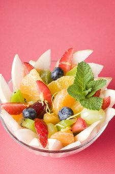 Free Fruit Salad Royalty Free Stock Images - 18975879