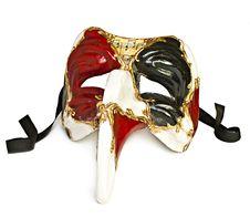 Free Venetian Mask. Stock Image - 18976651