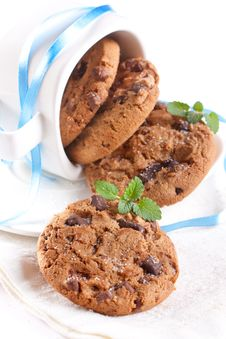 Free Chocolate Chip Cookie Stock Images - 18977464