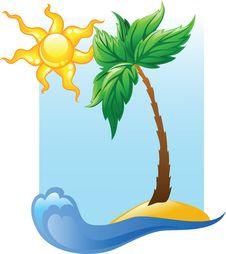 Free Beach Royalty Free Stock Image - 18979576