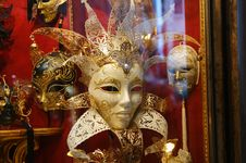 Free Venice Mask Royalty Free Stock Images - 18979929