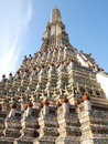 Free Pagoda In The Wat Arun (Temple Of The Dawn) Stock Photography - 18981842
