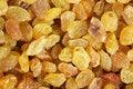 Free Golden Yellow Raisins Background Royalty Free Stock Images - 18982819