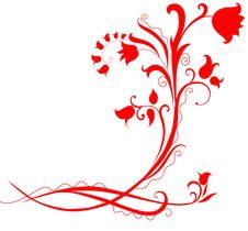 Free Floral Design Stock Image - 18980491