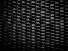 Free Black Wicker Pattern Royalty Free Stock Images - 18981239