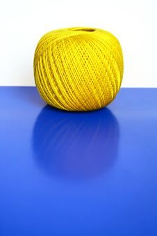 Free A Ball Of Yarn Stock Images - 18981444