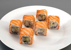 Free Appetizer Sushi Royalty Free Stock Photo - 18983835