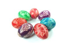 Free Easter Eggs Royalty Free Stock Photography - 18984577
