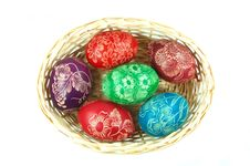 Free Easter Eggs Stock Photography - 18984592