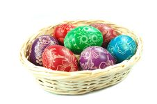 Free Easter Eggs Royalty Free Stock Images - 18984609