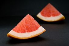 Free Slices Of Grapefruit Stock Images - 18984654