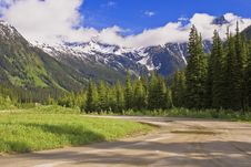 Free Rogers Pass, Revelstoke National Park Stock Images - 18985374