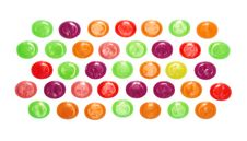 Free Assorted Colorful Candies Royalty Free Stock Photography - 18985757