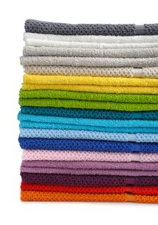 Free Colorful Towels Royalty Free Stock Photography - 18985877