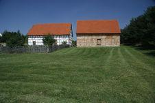 German House. Royalty Free Stock Photos