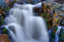 Free Beautiful Waterfall In Hdr Stock Photos - 18986763