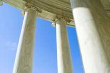 Free Colonnade Stock Photography - 18986902
