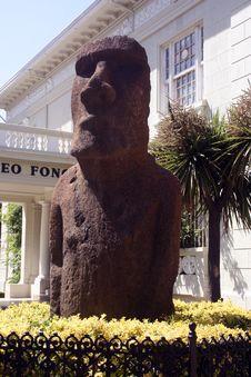 Free Moai Stock Image - 18987411
