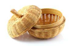 Free Basket Weaving Royalty Free Stock Images - 18987729