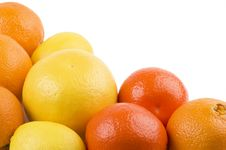 Free Group Of Fruits. Royalty Free Stock Image - 18987966