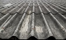 Free Old Roof Tiles Royalty Free Stock Photo - 18988545