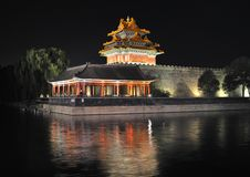 Free China Beijing Forbidden City Gate Tower Stock Images - 18988874