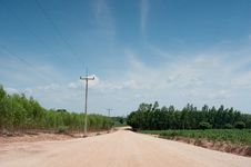 Free Country Road Stock Photo - 18989620