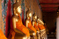 Free Buddha At Wat Arun, Bangkok Travel Royalty Free Stock Photography - 18991437