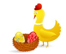 Free Easter Chick Stock Photos - 18990183
