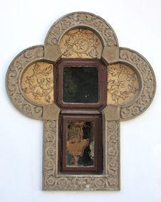Free Window From Sinaia Monastery Stock Photography - 18990522