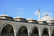 Free Blue Mosque In Istanbul Stock Photos - 18991303