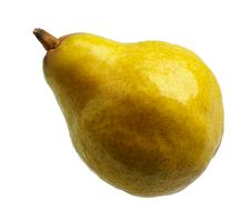 Free Pear, Isolated Stock Image - 18991381