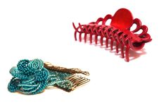 Free Hairpins Stock Image - 18999051