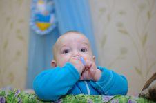 Free Baby Boy Stock Photo - 18999510