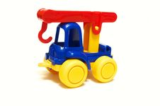 Free Toy Truck Stock Photography - 18999522