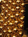 Free Gold Balls Royalty Free Stock Images - 192679