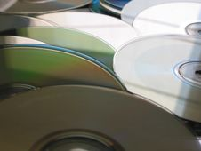 Free CD Mess 3 Stock Photos - 190753