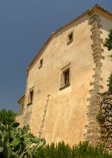 Free Mediterranean Architecture III Stock Image - 192561
