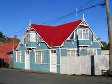 Free Wooden House Stock Images - 193764