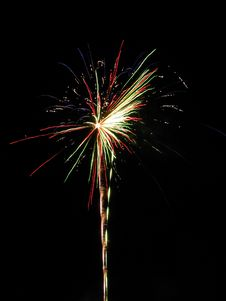 Free Fireworks Royalty Free Stock Photography - 194057