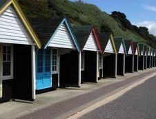Free Beach Huts Stock Photo - 194320
