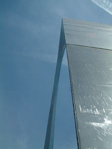 Free St. Louis Arch Abstract Royalty Free Stock Images - 194979