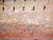Free Old Brick Stock Photo - 196550