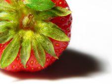 Free Juicy Strawberry Macro Royalty Free Stock Photo - 197705